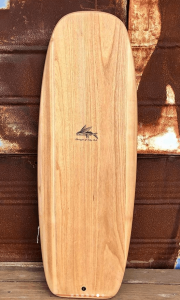 Shovel Nose Simmons Wood Flax Deck